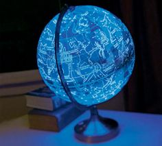 This one is stellar--but definitely still has the feel of My Secret Agent Lover Man's globe lamp.