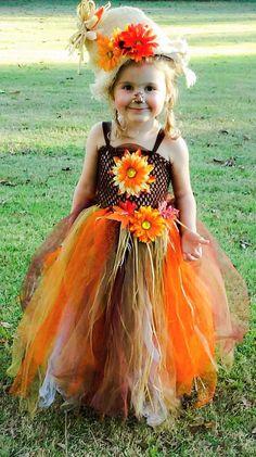 Kids Halloween costume Scarecrow Makeup https://www.facebook.com/kezzymaesboutique/