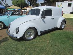 VW Beetle Custom Van...Bugs are so versatile. I want to take this one to the drive-in and show off