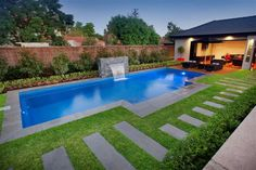 tampa pool designs with synthetic grass - Google Search