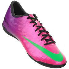 Chuteiras Importado Barato Menina Nike Jr. Mercurial
