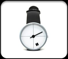 Mario Botto single hand watch.