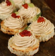 Canapes Recipes, Appetizer Recipes, Dessert Recipes, Appetizers, Desserts, Pasta, Tapas, Good Food, Yummy Food