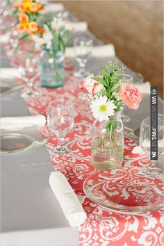 table decoration ideas | CHECK OUT MORE IDEAS AT WEDDINGPINS.NET | #wedding