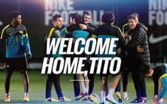 WELCOME HOME, TITO