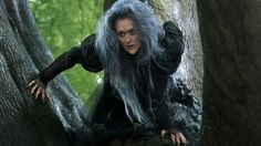@Lauren Clore First Look: Meryl Gets Scary in 'Into The Woods' | ETonline.com with Johnny Depp as the Big Bad Wolf@