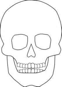 Day of Dead Skull Template | Sugar skulls | Pinterest | Template ...