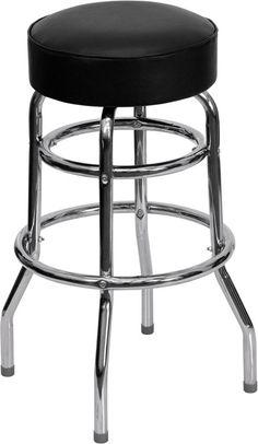 metal restaurant bar stool XU-D-100-GG