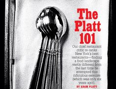 The definitive restaurant guide as far as I'm concerned...hoping to tic off a few more before the end of the year :)