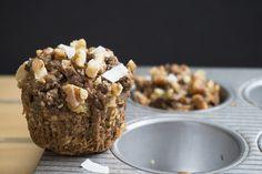 Morning Glory Muffins - Oat&Sesame