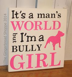 Unique gifts for bully dogs & dog lovers  by BELLA TAZ on Etsy