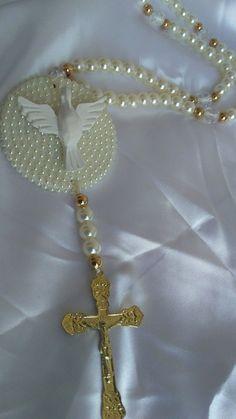 China Crafts, Beaded Angels, Bead Jewellery, Jewelry, Holy Rosary, Catholic Prayers, Rosary Beads, Religious Art, Iphone Wallpaper