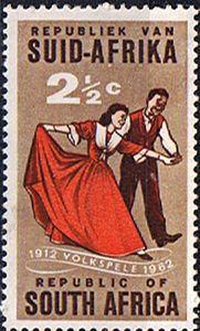 "SA Volkspele ""50"" - 1962"