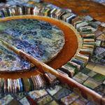 FINE ART GALLERY. Rivenworks Mosaics. Kelley Knickerbocker. Architectural and Fine Art Mosaic.