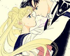 Mamoru X Usagi (Sailor Moon)