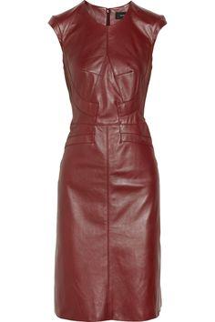 Derek Lam Leather dress NET-A-PORTER.COM