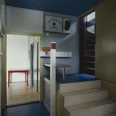 Schroder House Stairs