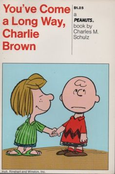 You've come a long way, Charlie Brown;: A new Peanuts book, by Charles M Schulz | http://www.amazon.com/gp/offer-listing/B002JBOM2U/ref=dp_olp_used_mbc?ie=UTF8&condition=used&m=A1LDGCFSQX13YL