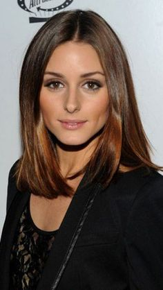 Olivia Palermo - She knows how to grow out that bob with suave!