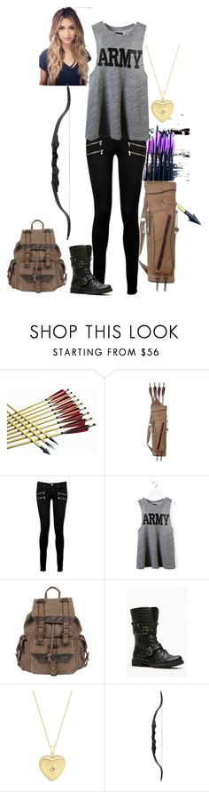 """""""Untitled #57"""" by mayaforever3 ❤ liked on Polyvore featuring Paige Denim, NLST, Wilsons Leather and John Lewis"""