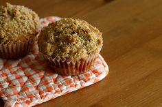 Raspberry and Jam Muffins by joy the baker, via Flickr