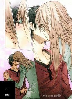 Morinaga Tetsuhiro x Tatsumi Souchi / Koi Suru Boukun Manga Love, Anime Love, Yuri, Ai No Kusabi, Love Stage, Nisekoi, Bishounen, Shounen Ai, Love Is Free