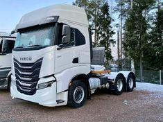 Customised Trucks, New Trucks, Rigs, Euro, History, Vehicles, Truck, Wedges, Historia