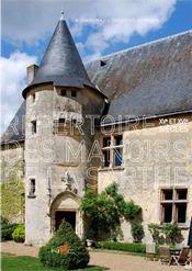 Répertoire des manoirs de la Sarthe - XVe et XVIe siècles vient de sortir aux Editions Nicolas Chaudun