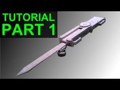 Such a great way to build this and have it be safe for Cons. I think I actually like this version better than most of the metal ones out there, especially since you can add a coat of paint and really make it look good.  How to Build the (Assassin's Creed) Paper Full Size Dual-Action Hidden Blade (Part 1) - YouTube