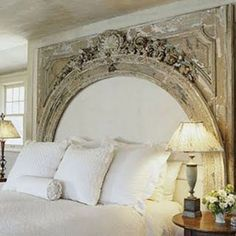 Creative Headboards From Across The WorldHeadboards areunique, attractive elementsthatcan give