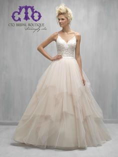 Harlow is best choice for your fairytail wedding. CTO will make your big day magical!