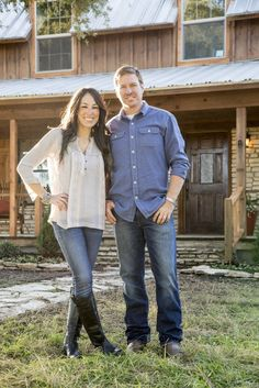 "OBSESSED! Chip and Joanna Gaines ""Fixer Upper"""
