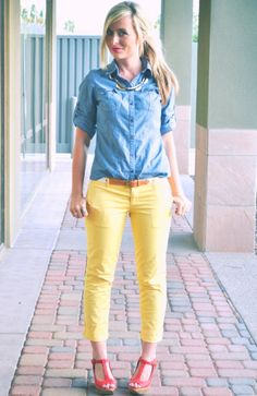 75e88ac4e Ashley from The Shine Project in Rulla wedges from http://www.blowfishshoes  · T Shirt And JeansDenim ...