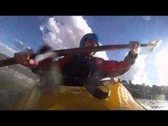 Kayaking Green River, WY