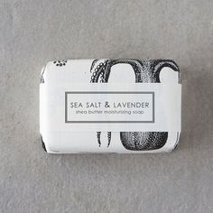 Best Gifts Under $15: With a scent of lavender and sea salt, this soap (that contains shea butter and coconut oil) is hand-crafted in small batches, making it a rare find. | CoastalLiving.com