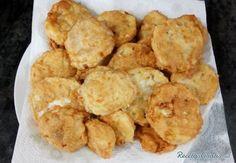 Aprende a preparar berenjenas fritas con huevo con esta rica y fácil receta.  Si no sabes cómo se hacen las berenjenas fritas ¡estás en el sitio indicado! porque...