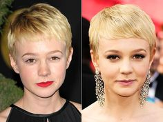 Carey Mulligan ~ dramatic lip vs dramatic eyes