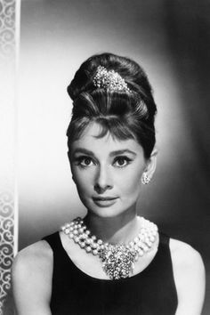 Audrey Hepburn's best beauty looks - via MyDaily