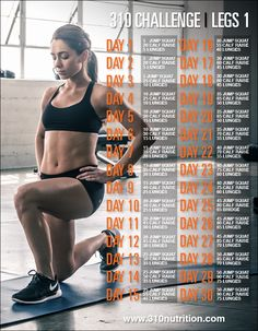 HIIT workouts involve short yet extensive workout sessions, which is why it is really important for the pre-workout diet plan to be high in energy. 30 Day Fitness, Fitness Tips, Fitness Motivation, Health Fitness, Fitness Challenges, Body Fitness, Hiit, Cardio, Gym Nutrition
