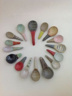 Spoons, Shino Takeda.