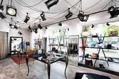 Invoga store by Studio Belenko, Kiev store design #LIGHT