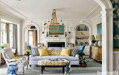 via Decore com Gigi: Artes e Design from House Beautiful