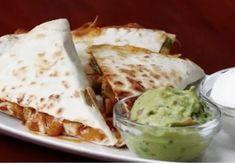 Fajitas, Tortillas, Burritos, Guacamole, Ethnic Recipes, Food, Salads, Beef Quesadillas, Beverage
