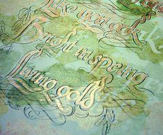The Oak by Tennyson. Scribe, Arabic Calligraphy, Arabic Calligraphy Art