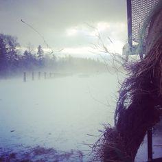 Windy winter feeding xxx