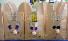 easter lunch bags