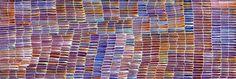 Anaty (Desert Yam) by Jeannie Mills Pwerle. Shop from Utopia Lane Art #AboriginalArt