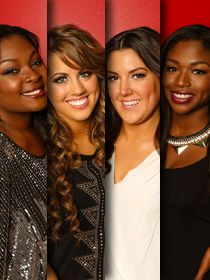 And Then There Were Four #americanidol #idol #music #news