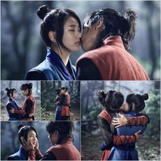 Gu Family Book first kiss <3 I will beg until the end of my days for a season 2! PLEASE PLEASE PLEASE PLEASE PLEASE PLEASE