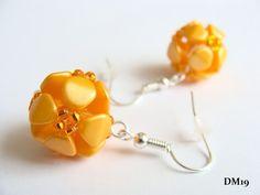 Oranžové kuličky